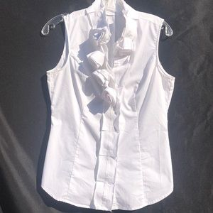 New York and company blouse size small